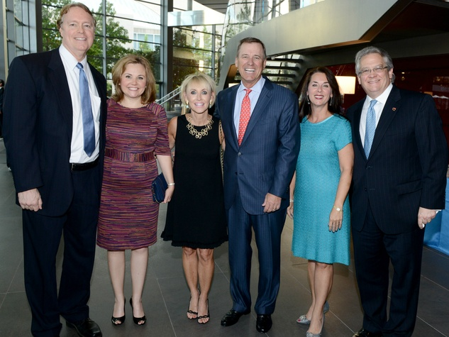 Bill & Jennifer McCann, Carrie & Greg Headin gton, Amy & Michael Meadows, Momentus Institute