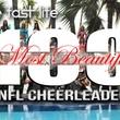 most beautiful NFL cheerleaders, December 2012, logo