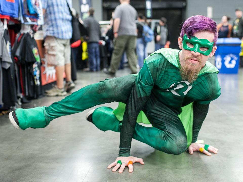 Austin Comic Con 2013 9244