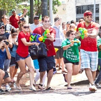 Austin Splash Mob