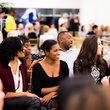 Guests at fashion show at 2014 CultureMap Stylemaker Awards