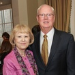 Maria and Jim Fawcett at the Houston Hospice dinner October 2013