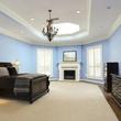 Astros $100 million man Carlos Lee sells Sugar Land mansion November 2014 blue bedroom