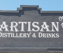Artisan Distillery and Drinks San Antonio cocktail lounge