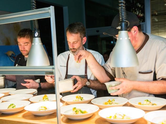 Salty Supper Steve Satterfield