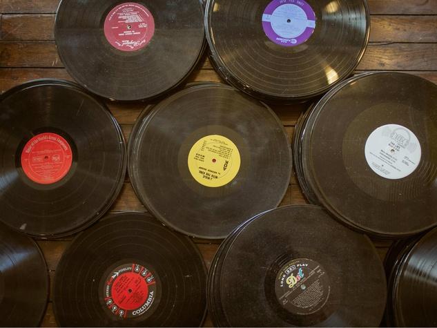 Mad World Records in Denton