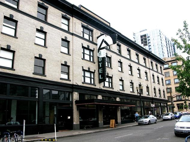 Ace Hotel Portland exterior