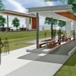 5, Emancipation Park, rendering