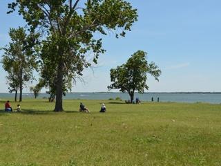 Elgin Robertson Park, Lake Ray Hubbard