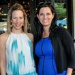 Allison Edwards, Carla Gourley, Best Cellars Dinner