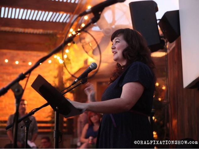 Mandy Aguilar of Oral Fixation