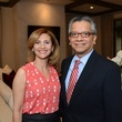 2 Houston Ballet Ambassadors event September 2013 Liliane Haddad, David Ruiz