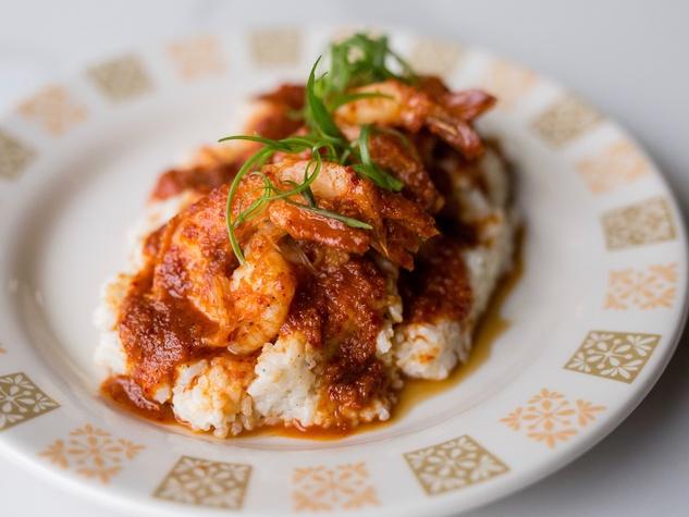 BCK Backhand shrimp