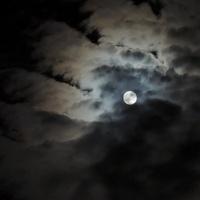 Super Moon 2!  (Houston, Texas) August 2014