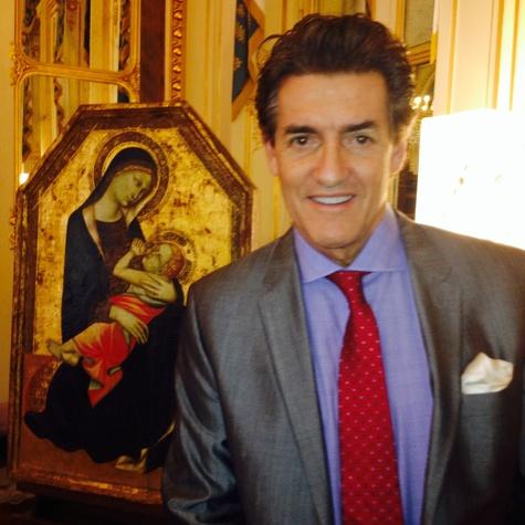 News, Nick Florescu in Paris, March 2014