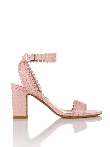 Tabita Simmons shoes Leticia in fondant