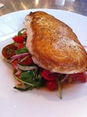 Underbelly, Food, July 2012