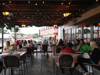 Sundown at Granada on Lower Greenville in Dallas