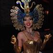 Houston, Bravo Sex Trafficking Fundraiser, June 2015, champagne girl