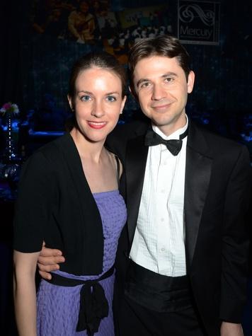 1, Mercury Gala, March 2013, Elizabeth Charles, Lorento Jolofeev