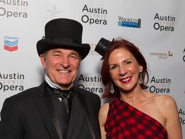 ALO Opening Night 2013 Wendi and Brian Kushner