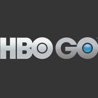 HBO Go logo on black