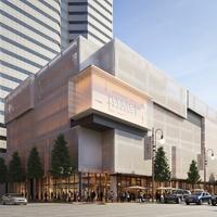 Lyric Market exterior rendering