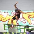 X Games Austin Sunday Men's Skateboard Street Final Winner Nyjah Huston