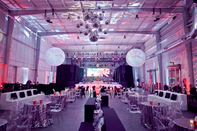 016 Venue at the Patient Financial Services 10th anniversary party
