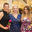 Shelly Bain, from left, April McGee and Stephanie Tabbah at Stiletto Strut September 2014