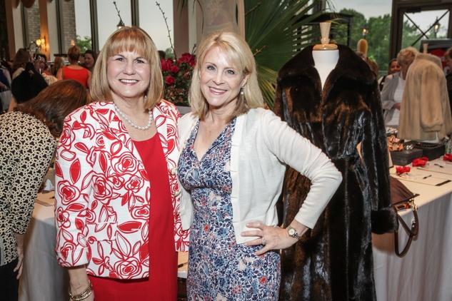 News, Salvation Army Reflections on Style, April 2015, Kathryn King Coleman, Rhonda Jones