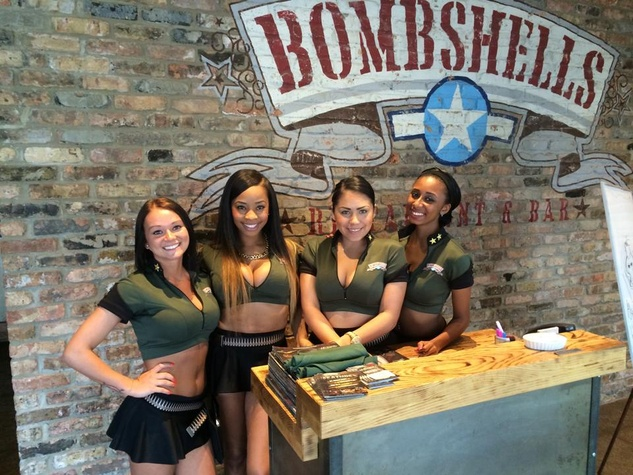 Bombshells Dallas