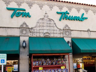 Tom Thumb at Highland Park Village in Dallas