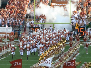 Austin Photo Set: News_kevin_UT football schedule_feb 2012_longhorns