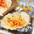 Kuby's twice-baked potatoes at Artizone