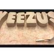 Kanye West Yeezus Birthday Cake