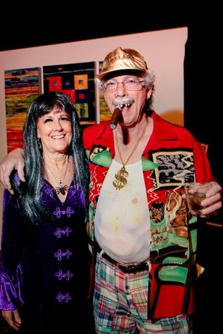 22 Mikki Donnelly and Joe Varaban at the Ronald McDonald House Houston Boo Ball October 2014