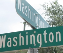 News_Washington_street sign