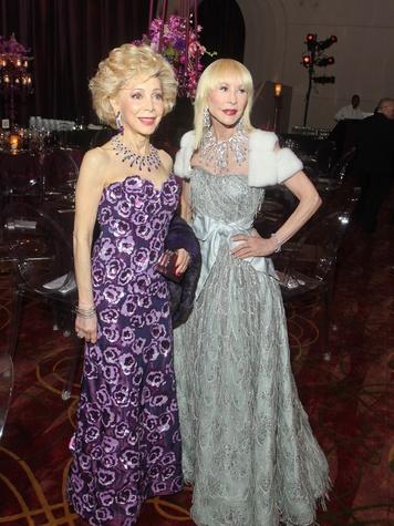 News_Houston Ballet Ball_February 2012_Margaret Alkek Williams_Diane Lokey Farb