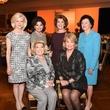 Assistance League Luncheon 2015 Top Row; Ann Bookout, Linda McReynolds, Jeanie Kilroy Wilson, Nancy Reynolds Bottom Row; Joan Lyons, Jan Carson