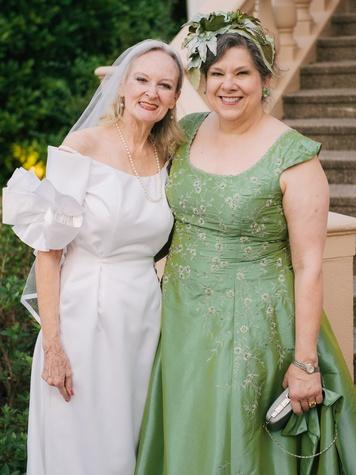 10 Always a Bridesmaid party at Rienzi May 2013 Lea Solomon, Sylvia Drake