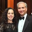Viviana and David Denechaud at the Houston Symphony Wine Dinner March 2014