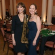 Consuelo Duroc-Danner, left, and Christina Bryan at the Inprint Ball February 2015