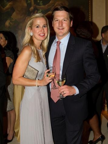 Meg and Preston Kamin at the AVDA event October 2013