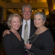 1 Cassy and Jon Pickard, from left, with Jory Alexander at the Rice Design Alliance Gala November 2014.