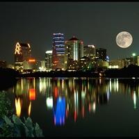 Austin Photo Set: News_Brian Salisbury_reel to real_October 2011_austin skyline
