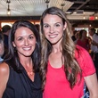 Mandy Shubcda, Molly Holley at Carry The Load fundraiser dinner at Pecan Lodge