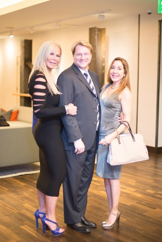 International Mother's Day Soiree May 2015 Theresa Roemer, Matt Burrus, Katya Dow