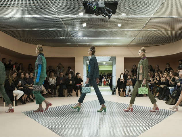 Prada fall 2015 collection
