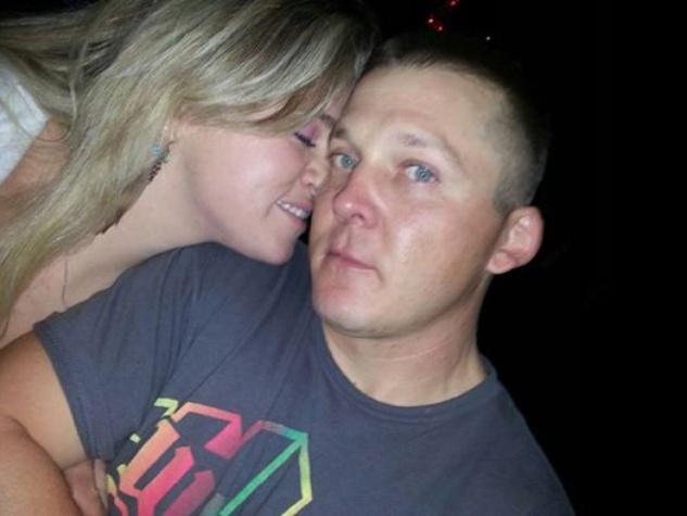 Robert Earley and Emily Lambert